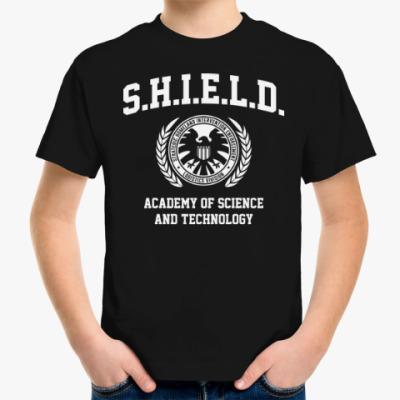 Детская футболка S.H.I.E.l.D. Academy