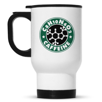 Кружка-термос Кофеин
