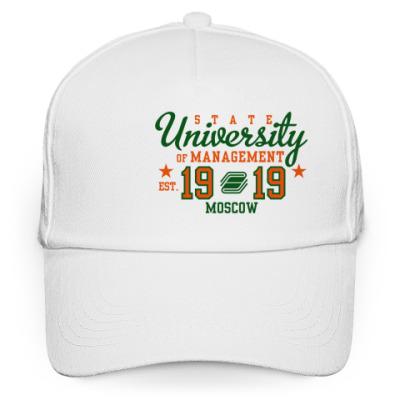 Кепка бейсболка Университет управления