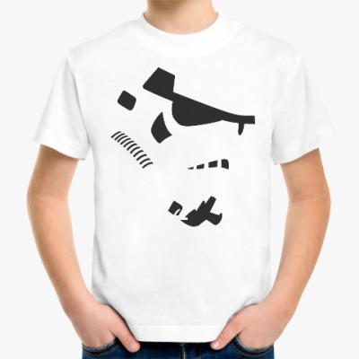 Детская футболка Штурмовик