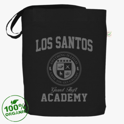 Сумка Los Santos Grand Theft Academy