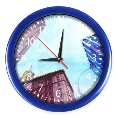 Настенные часы Небоскребы II