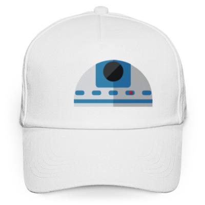 Кепка бейсболка Star Wars: R2-D2