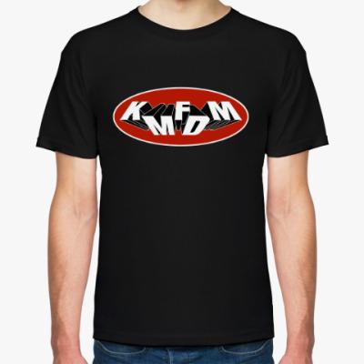Футболка KMFDM