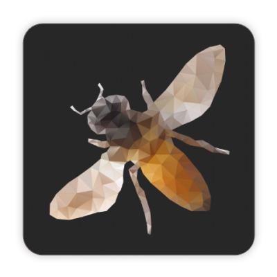 Костер (подставка под кружку) Пчела / Bee