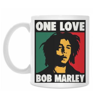 Кружка Боб Марли