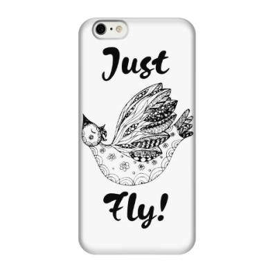 Чехол для iPhone 6/6s Just Fly!