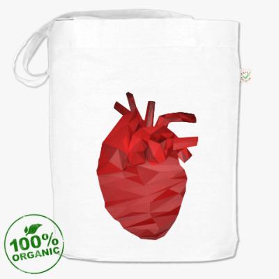 Сумка Сердце 3D