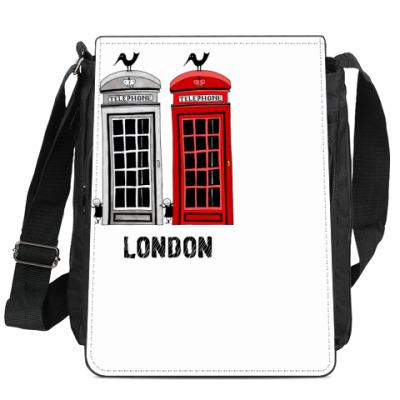 Сумка-планшет 'Телефоны'