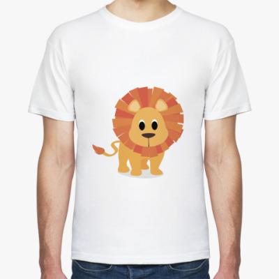 Футболка Animals / Lion