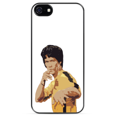 Чехол для iPhone Bruce Lee