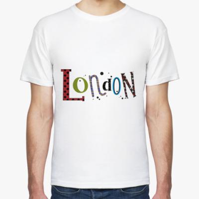 Футболка 'Лондон'