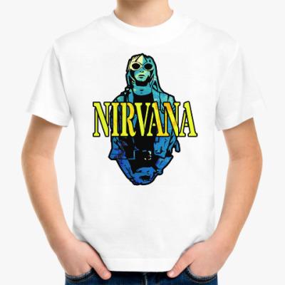 Детская футболка Nirvana