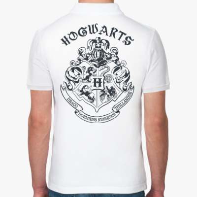 Рубашка поло Хогвартс