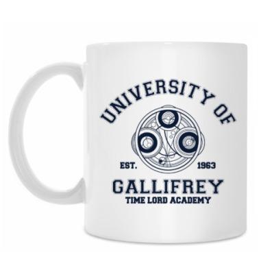 Кружка University of Gallifrey