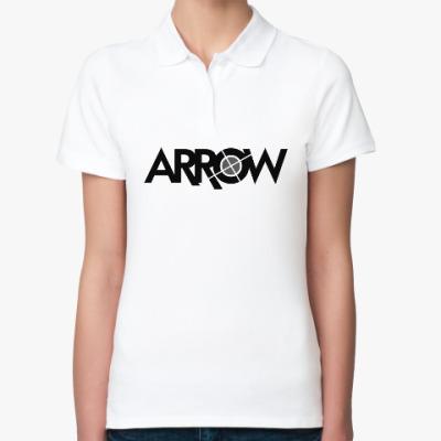 Женская рубашка поло Arrow
