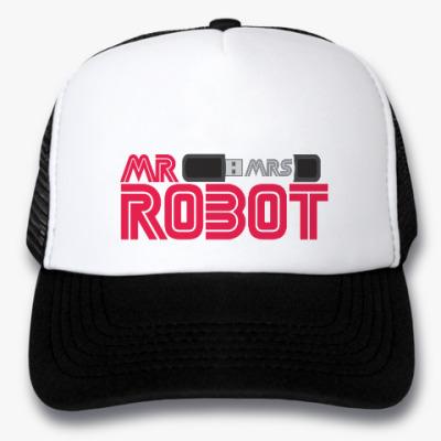 Кепка-тракер Mr Robot - fsociety