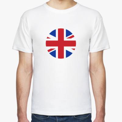 Футболка United Kingdom, Британия Флаг