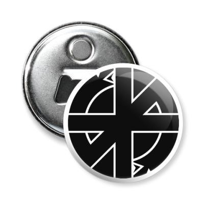 Магнит-открывашка Crass 'Symbol'