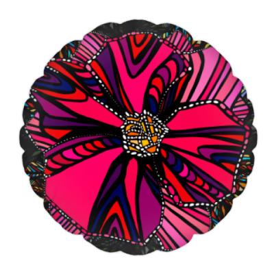 Подушка Декоративный цветок