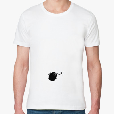 Футболка из органик-хлопка BlackBomb