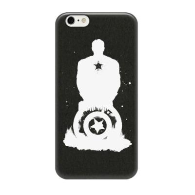 Чехол для iPhone 6/6s Captain America