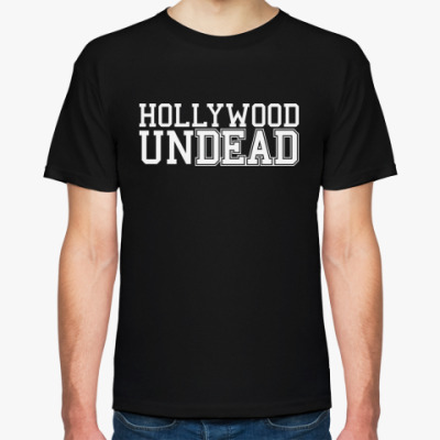 Футболка Hollywood Undead Cultoure