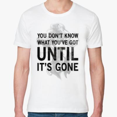 Футболка из органик-хлопка Linkin Park Until It's Gone
