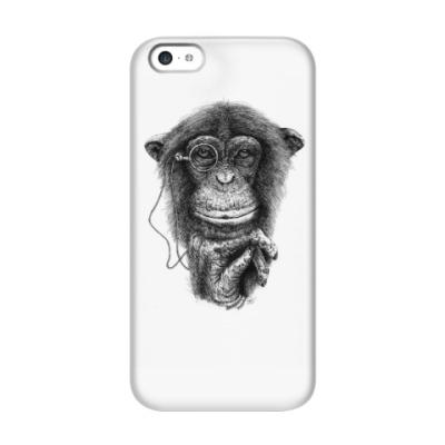 Чехол для iPhone 5c Monkey