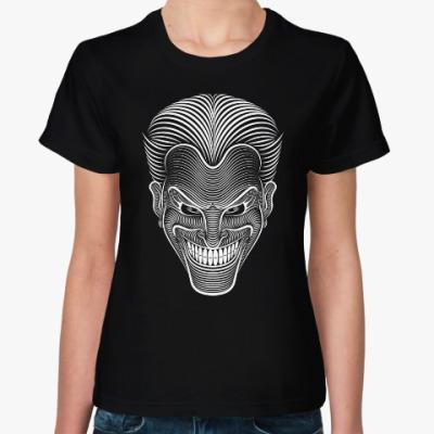 Женская футболка Joker