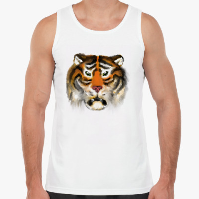 Майка Огненный тигр