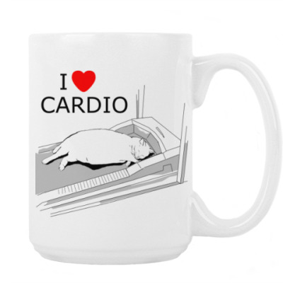 I LOVE CARDIO