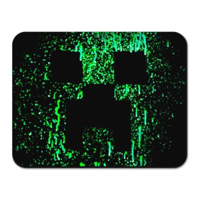 Коврик для мыши Minecraft Creeper