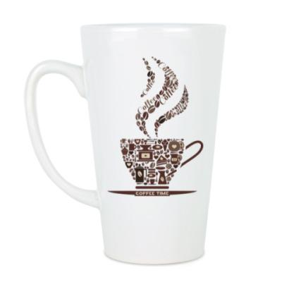 Чашка Латте Чашка кофе