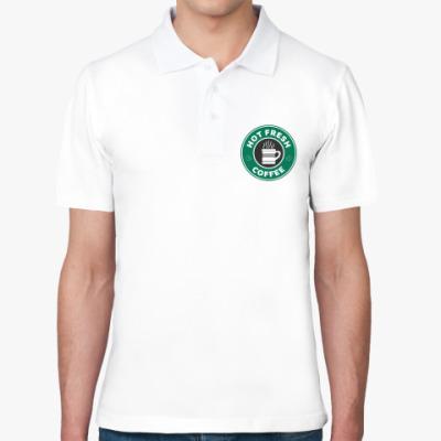 Рубашка поло HOT FRESH [NCIS]
