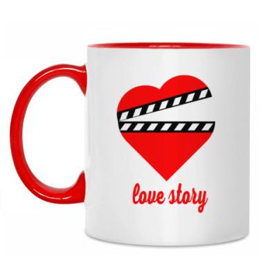 Кружка Кино - история любви