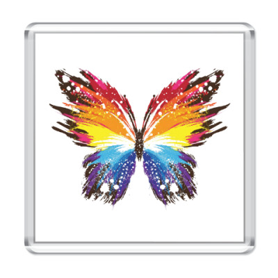 Магнит Бабочка