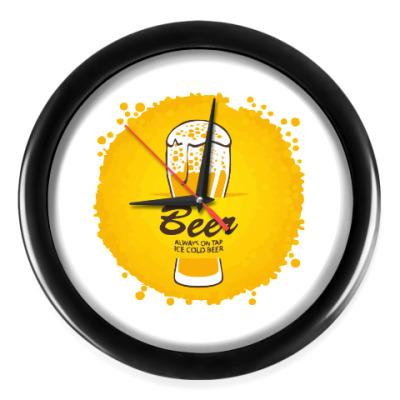 Настенные часы 'Beer'