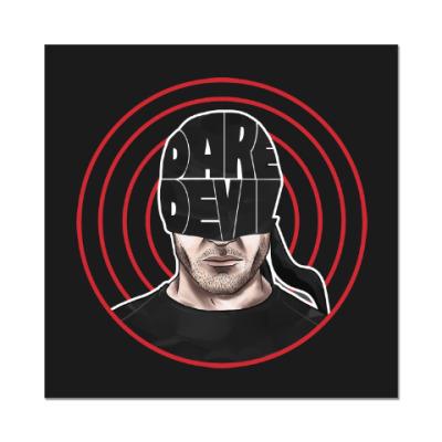 Наклейка (стикер) Daredevil / Сорвиголова