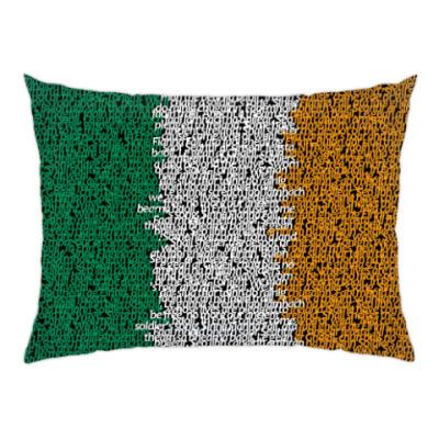 Подушка Флаг Ирландии