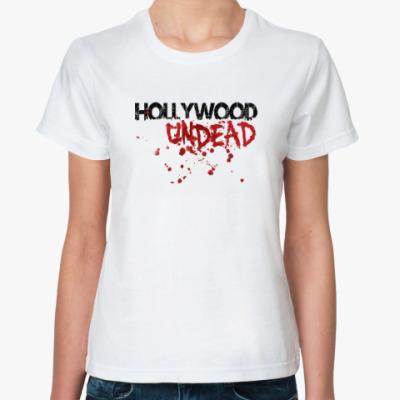 Классическая футболка Hollywood Undead Bloody