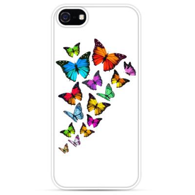 Чехол для iPhone Бабочки