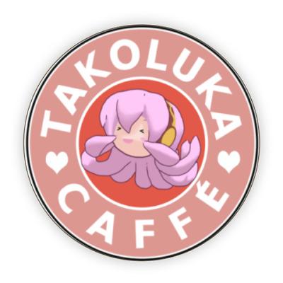 Костер (подставка под кружку) TakoLuka cafe