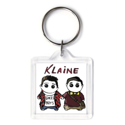 Klaine ( Glee Cast )