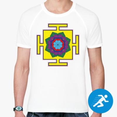 Спортивная футболка Вимана-янтра