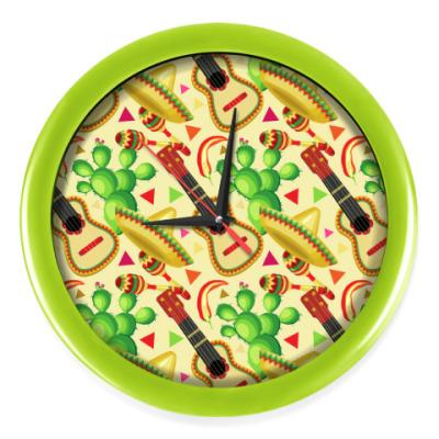 Настенные часы Мексиканские ритмы