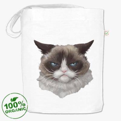 Сумка Grumpy Cat / Сердитый Кот