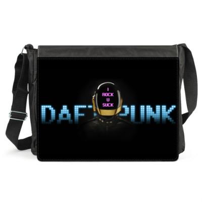 Сумка Daft Punk
