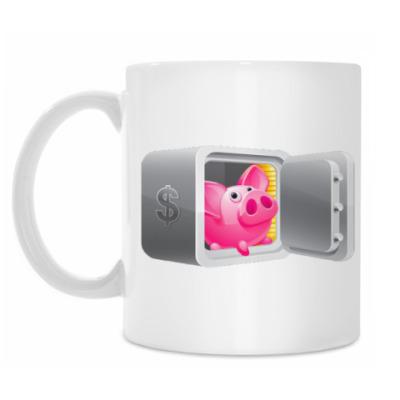 Кружка Safe Pig