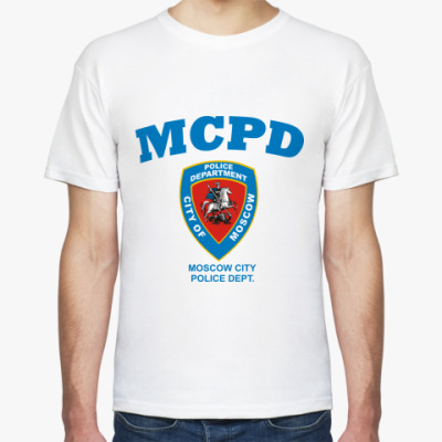 Футболка MCPD